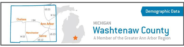 washtenaw county demographics