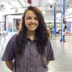 First Female Student to Win Skills USA Automotive Refinishing Competition