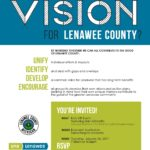 What's Your Vision for Lenawee?