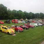 Hudson Hosts the Fifth Annual Midwest VW Jamboree