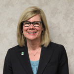 Barbara Mitzel receives Leadership Award