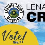 Use Your Vote to Keep Lenawee Great: November 7th