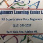 Beginners Learning Center